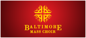 Baltimore Mass Choir Logo
